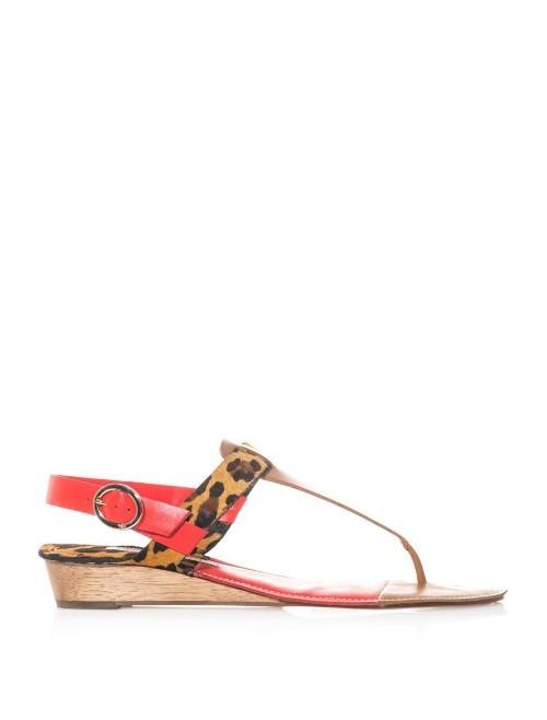 Diane von Furstenberg Darling sandals