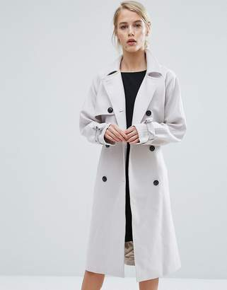 Storm and Marie Storm & Marie Julia Wool Trench Coat