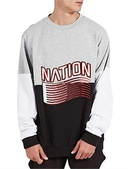 P.E Nation Foul Play Sweat