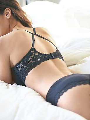 Top Notch Underwire Bra by Free People $38 thestylecure.com