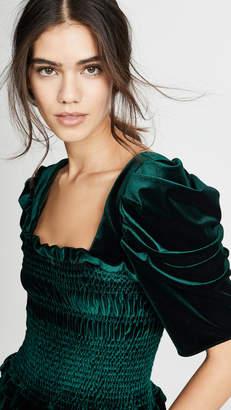 Amanda Uprichard Marisol Top