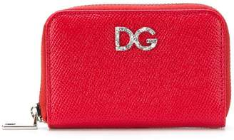 Dolce & Gabbana small zip around wallet