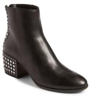 Women's Dolce Vita Mazey Block Heel Bootie $179.95 thestylecure.com