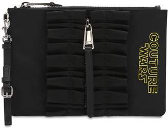 Moschino Couture Wars Pouch