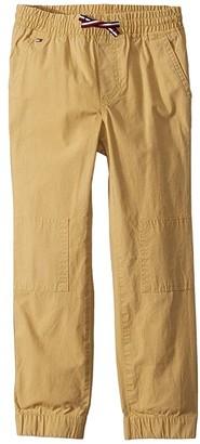 Tommy Hilfiger Adaptive Adaptive Boys' Jogger Pants with Elastic Waist (Toddler/Little Kids/Big Kids)