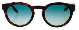 Barton Perreira Dillinger Gradient Sunglasses