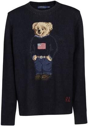 Ralph Lauren Polo The Iconic Polo Bear Sweater