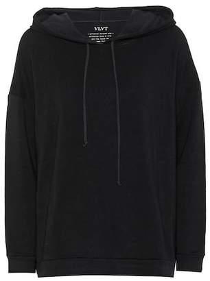 Velvet Harley cotton-blend hoodie