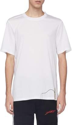 Indice Studio Stitched label T-shirt