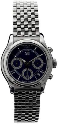 Bedat & Co BED1 Chronograph Stainless Steel Mens Watch
