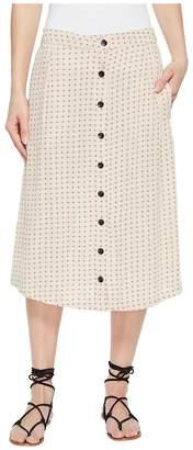 Volcom Get To Steppin Skirt Women's Skirt