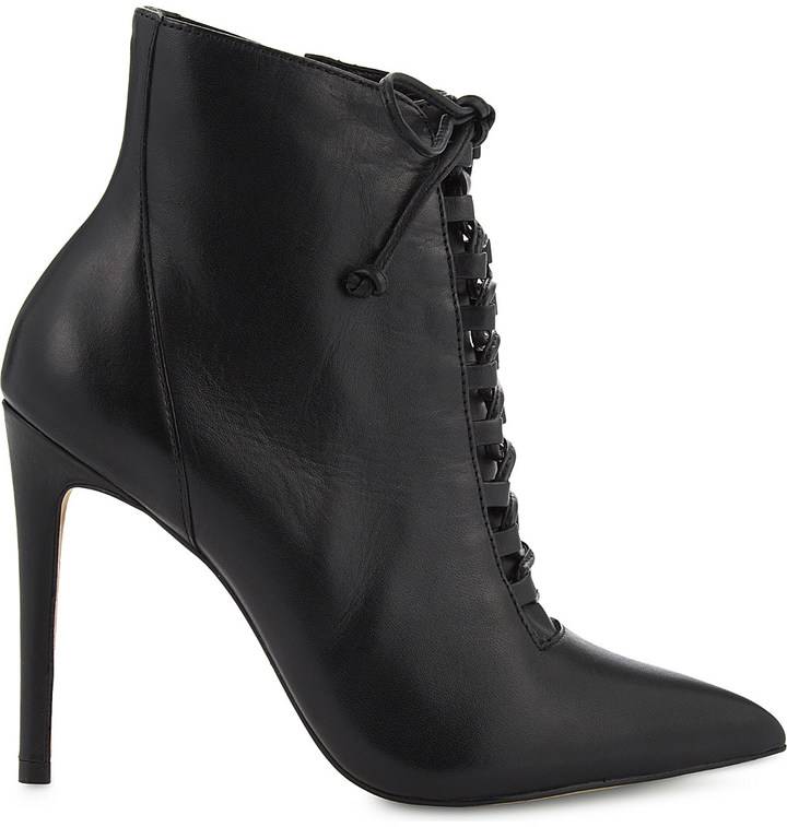 Aldo Aldo Jonasson leather ankle boots