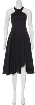 Rebecca Minkoff Pleated Midi Dress