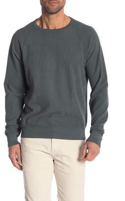 Save Khaki Fleece Crew Neck Pullover