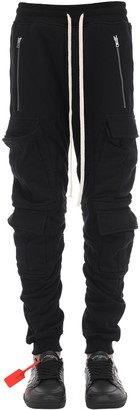 Represent Lvr Exclusive Cotton Military Sweatpants