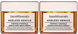 4cabad274bfb at QVC · bareMinerals Ageless Genius Supersize NeckCream