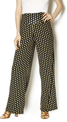 Mud Pie Harlow Palazzo Pants $51 thestylecure.com