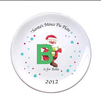 The Letteroom Santa's Mince Pie Plate