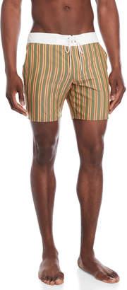 Trina Turk San Simeon Striped Board Shorts