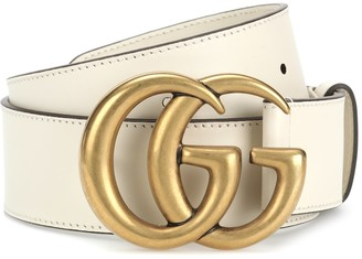 850865378 Gucci White Belts For Women - ShopStyle UK