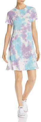 Aqua Tie-Dye T-Shirt Dress - 100% Exclusive