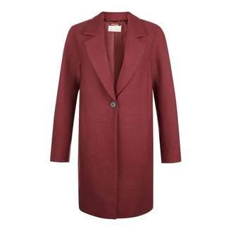 Red Cherrie Coat