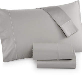 Hotel Collection 525 Thread Count Cotton Extra Deep Pocket Twin Sheet Set Bedding