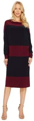 Norma Kamali KAMALIKULTURE by Spliced All-In-One Dress Women's Dress