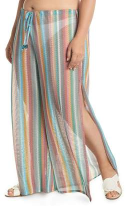 Becca Seville Cover-Up Flyaway Pants (Plus Size)
