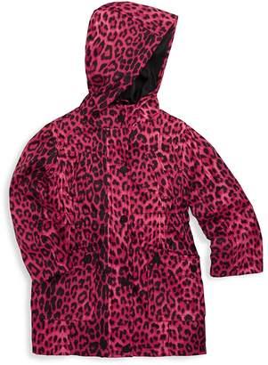 Urban Republic Little Girl's Leopard Print Jacket