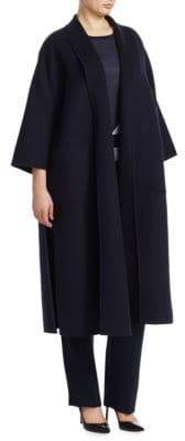 Marina Rinaldi Marina Rinaldi, Plus Size Tema Long Wool Coat