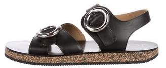 Joseph Crossover Buckle Sandals