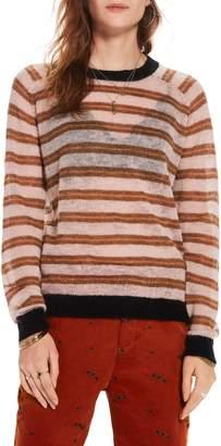 Scotch & Soda Stripe Sweater