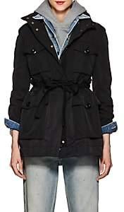 Moncler Women's Twill & Satin Jacket - Black