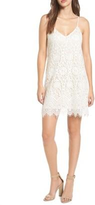 Women's Socialite Lace Body-Con Dress $55 thestylecure.com