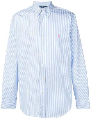 Ralph Lauren striped button-up shirt