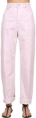 Etoile Isabel Marant 22cm Stretch Cotton Denim Jeans