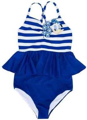 MonnaLisa striped Donald swimsuit