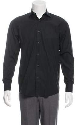 Ralph Lauren Black Label Woven Dress Shirt