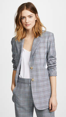 Tibi Cooper Menswear Cutout Blazer