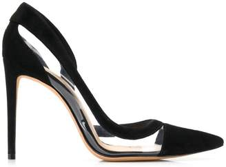 Alexandre Birman pointed toe panelled pumps