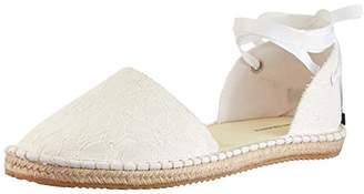 Armani Exchange A|X Women's Lace Espadrilles Sandal