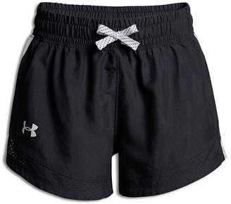 Under Armour Girls' Running Shorts - Big Kid