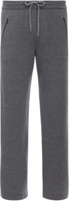 EIDOS Zip-Detailed Wool-Jersey Track Pants