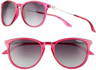 O'Neill Women's Shell Round Polarized Sunglasses