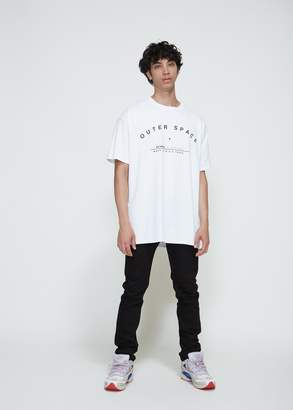 Raf Simons Regular Fit Tour Tee