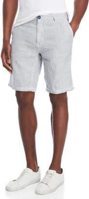 Onia Drawstring Linen Shorts