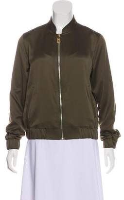 MICHAEL Michael Kors Casual Zip-Up Jacket