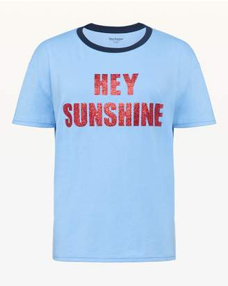 Juicy Couture Hey Sunshine Relaxed Tee