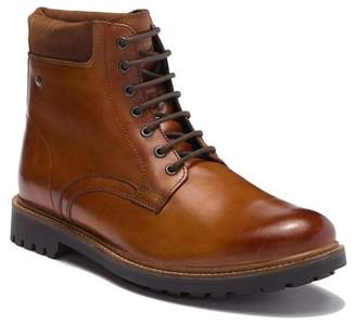 Base London Elk Leather Mid Top Boot